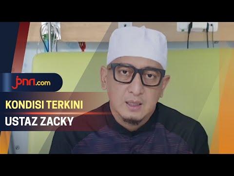 Kondisi Terkini Ustaz Zacky Mirza, Setelah Dikabarkan Meninggal