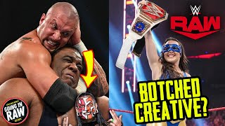 Backstage Details On Karrion Kross Creative | Is WWE Botching Nikki? WWE Raw Review & Full Results