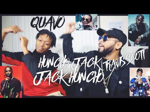TRAVIS SCOTT X QUAVO - HUNCHO Jack, Jack HUNCHO ALBUM REVIEW/REACTION
