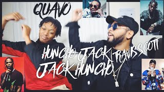 TRAVIS SCOTT x QUAVO - HUNCHO Jack, Jack HUNCHO ALBUM REVIEW/REACTION
