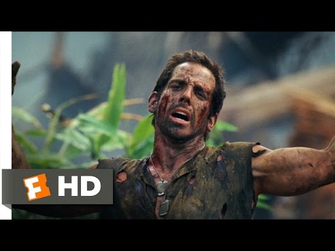 Tropic Thunder (10/10) Movie CLIP - You're My Really Cool Brother (2008) HD
