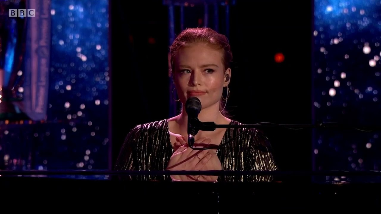 Freya Ridings - Lost Without You (Live At BBC Sports Personality Of The Year) image
