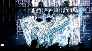 Deadmau5 ACL 2010 - Sometimes Things Get Whatever - Part 2 [HD!!]