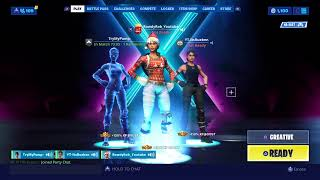 Gifting Fortnite Skins To Subscribers Code ignitedbonnie209