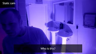 Terrifying Encounter in Haunted Hotel (Extreme Paranormal Activity) Scary