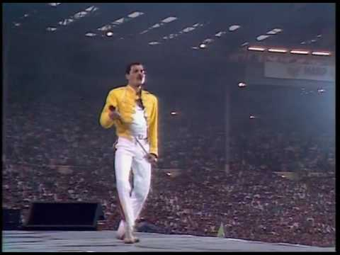 Queen Live At Wembley Stadium 1986 full concert