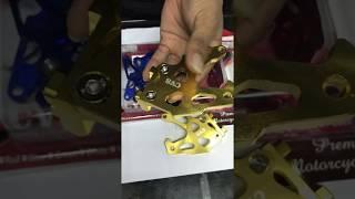 WMP Online Stand Hook / Standhook Rantai CNC Universal