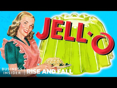 The Rise And Fall Of Jell-O
