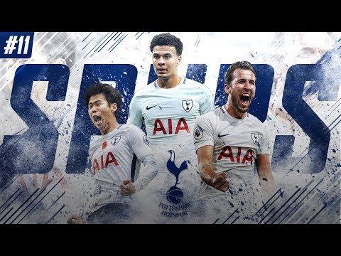 FIFA 18 Tottenham Career Mode - EP11 - Transfer Deadline Day!! OMG Crazy North London Derby!!