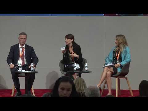 "Stop Slavery Summit 2018 – Putting the ""S"" back into ESG panel"