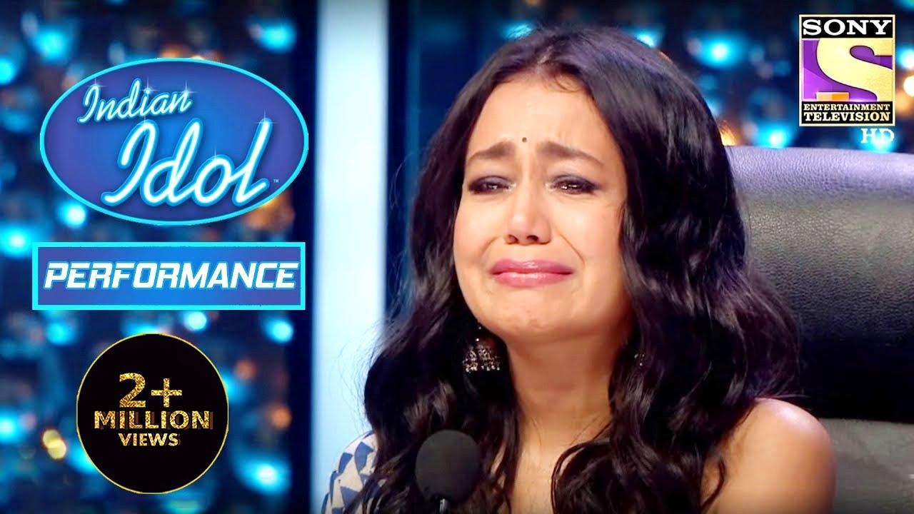 Download इस Performance को देखकर Neha अपने आँसू रोक ना पाई | Indian Idol Season 11