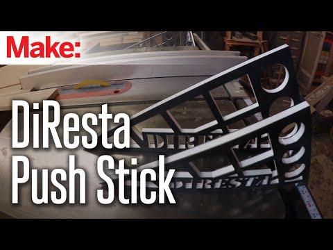 DiResta: Push Sticks