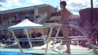 Ryan Santa Monica Diver Reverse 1 1/2 303c