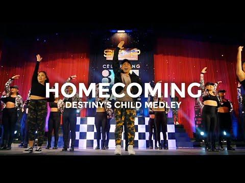 Beyoncé - Homecoming Destiny&39;s Child Mix Dance   besperon Choreography
