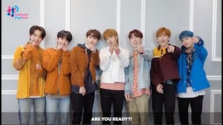 Verrers! verivery has a special message for you! 😍 #areyouready to catch #verivery #베리베리 on 26 may? tickets start from $98, and one ticket grants you access ...