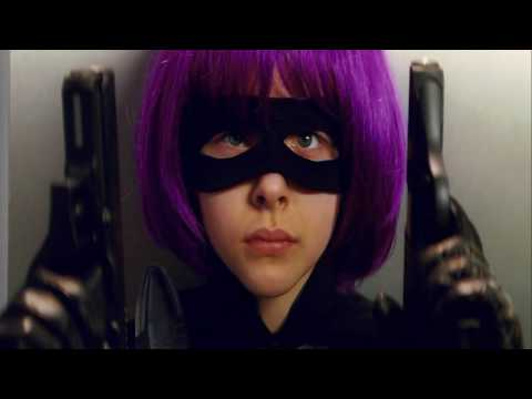 Kick-Ass Joan Jett - My Reputation (Hit-Girl Version)