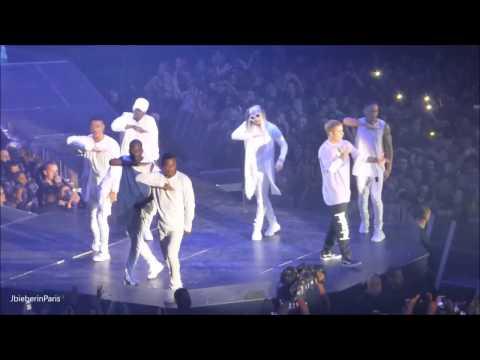 HD Justin Bieber PURPOSE TOUR PARIS/BERCY FULL CONCERT 20/09/2016