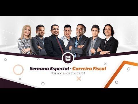 Semana da Carreira Fiscal - Portal Ricardo Alexandre