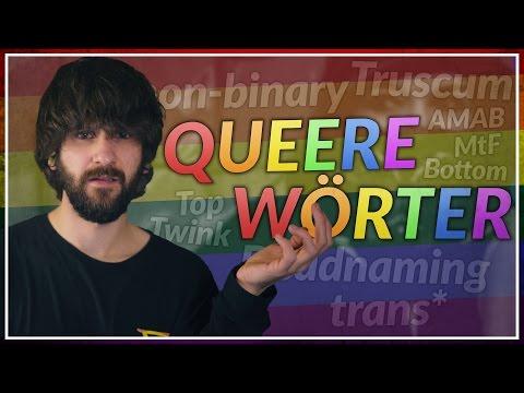 Queere Begriffe: Was bedeuten diese ganzen Worte?!