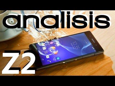 Sony Xperia Z2 - Analisis completo en español