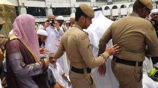 Imam SALIH TALIB coming for Prayer in Kaabah 29 August 2016 Mp3