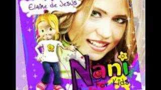 PLAYBACK Elaine de Jesus -Obrigado I Cd: Nani For Kids