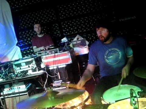 RJD2 Live w/band performs The Horror