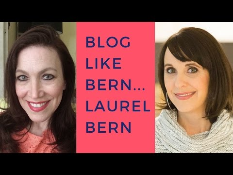Laurel Bern interview - Blog Secrets