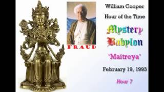 Mystery Babylon Hour 7  Maitreya 02 19 1993 Thumbnail