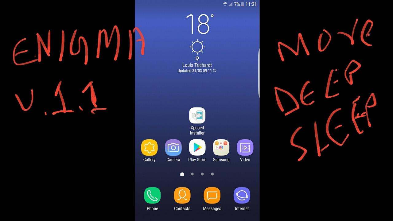 ROM][MM][V4 0] ENIGMA N7/S8 ROM For j7 PRIM… | Samsung Galaxy J7