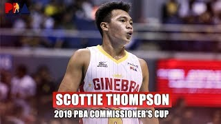 "SCOTTIE THOMPSON ""FULL CONFERENCE HIGHLIGHTS"" 