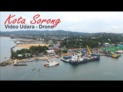 Kota Sorong Drone 2018, Video Kota Sorong Papua Barat dari Udara, Komunitas Drone Sorong Papua