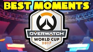 Overwatch World Cup - Best Moments