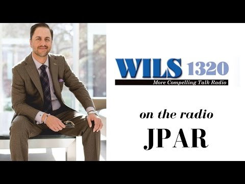 LIVE on the radio in Lansing, Michigan | JP and Associates REALTORS
