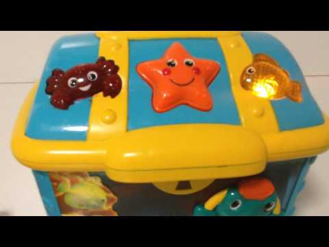Baby Einstein Musical Toys for Kids Compilation - Drums, Piano, Musical Neptune Chest