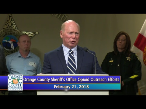 Orange County Sheriff's Office | Press Conference