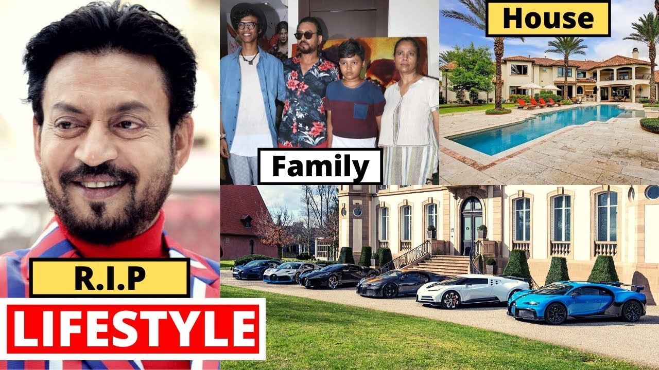 Irrfan Khan Lifestyle 2020, Death, Biography, Wife, Income, Son, House, Cars, Family & Net Worth