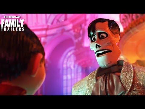 Disney Pixar's COCO | Miguel meets Ernesto de la Cruz in a new clip