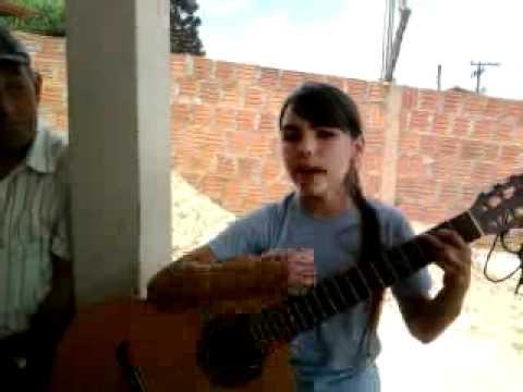 Paam VerAssun,Paty VerAssun,Cantando Pai,e Vaneide tocando