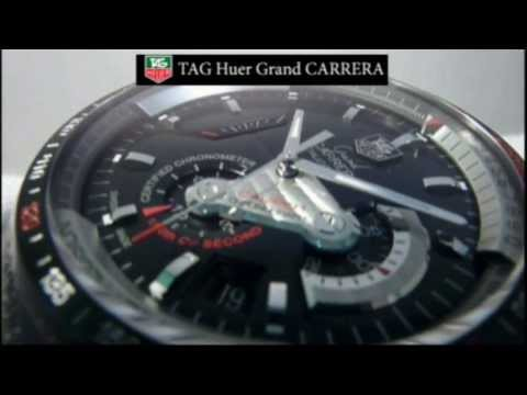 Мужские часы TAG Heuer Grand CARRERA CALIBRE 36