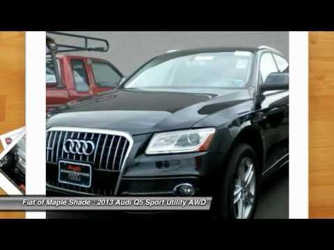 Audi Q Cherry Hill NJ YouTube - Maple hill audi