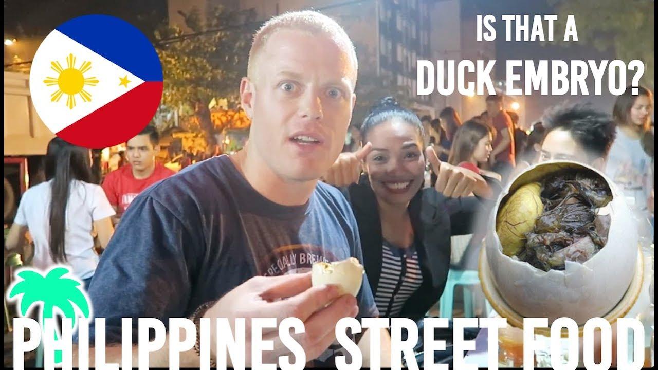 DAVAO CITY.. PHILIPPINES! ?? Trying BALUT - #1 Filipino STREET FOOD – Night Market Travel Vlog