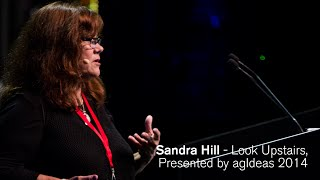 Sandra Hill - a Yorga artist and her visual essay - agIdeas 2014