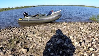 Рыбалка на реке Сухона наконец то выбрались