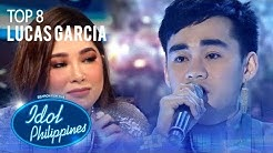 """Lucas Garcia performs """"Tagpuan"""" 