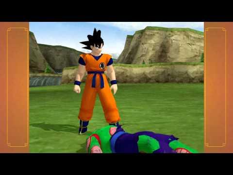 Dragon Ball Z Budokai HD (Xbox 360) Story Part 1