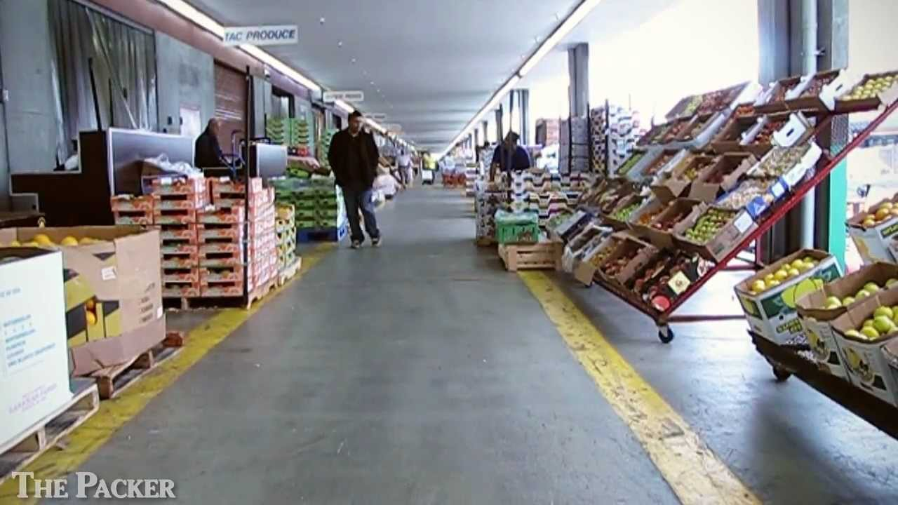 More buyers bypassing Los Angeles Wholesale Produce Market