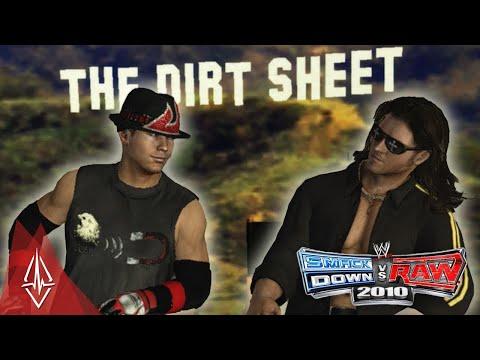 WWE SmackDown Vs RAW 2010 - Brand Warfare RTWM Part 1 - THE DIRT SHEET!!!