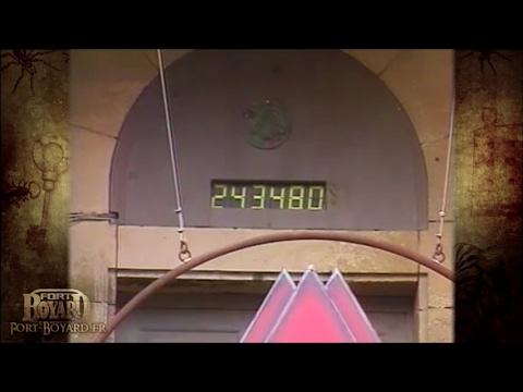 Fort Boyard 2001  Le record de gains dans la salle du trésor
