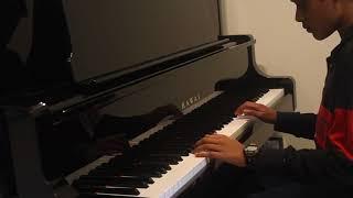 Moonlight - XXXTENTACION (Piano Cover)
